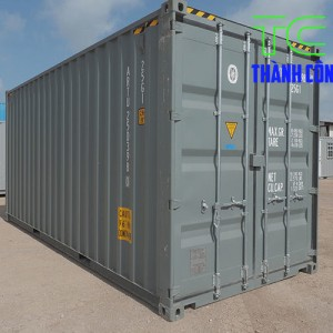 Container 20 Feet HC
