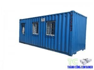 Ưu điểm của container văn phòng